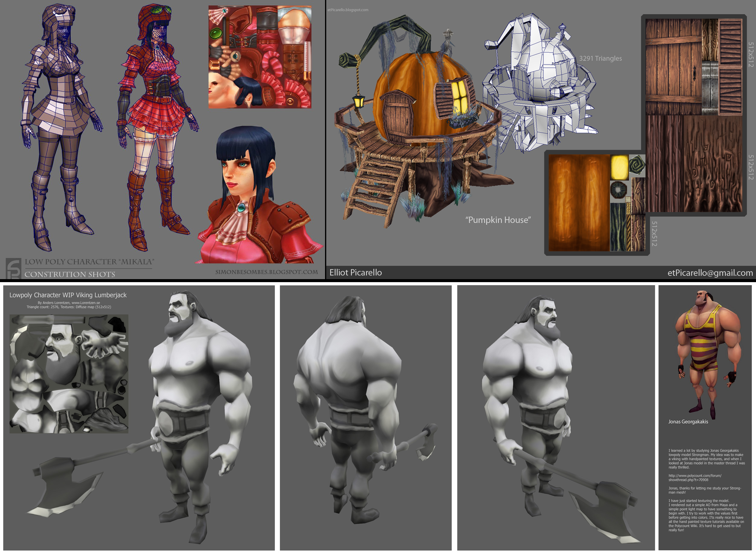 Character Design Harvard : Character design course